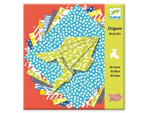 Origami Papers 80 Sheets-Kidding Around NYC