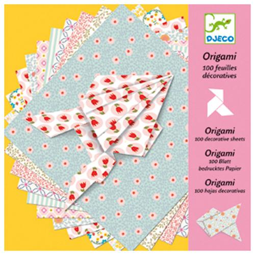 Origami-100-Decorative-Sheet-Kidding Around NYC
