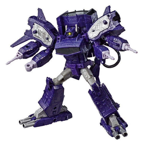SHOCKWAVE - LEADER TRANSFORMERS