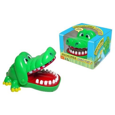 Crocodile Dentist-Kidding Around NYC