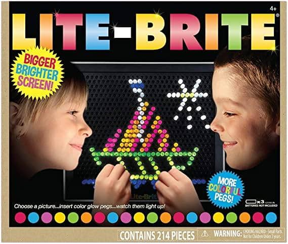 Lite Brite-Kidding Around NYC