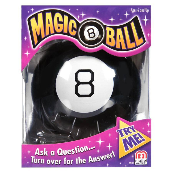 Magic 8 Ball-Kidding Around NYC
