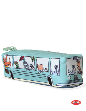 Pencil Case Mo Willems Don'T Let The Pigeon Drive The Bus-Kidding Around NYC