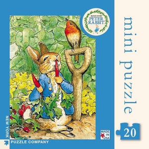 Peter Rabbit Mini Puzzle-Kidding Around NYC