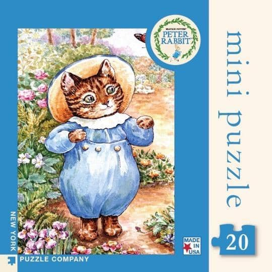 Tom Kitten Mini Puzzle