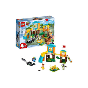 LEGO 10768: Juniors Toy Story: Buzz & Bo Peep's Playground Adventure (139 Pieces)-Kidding Around NYC