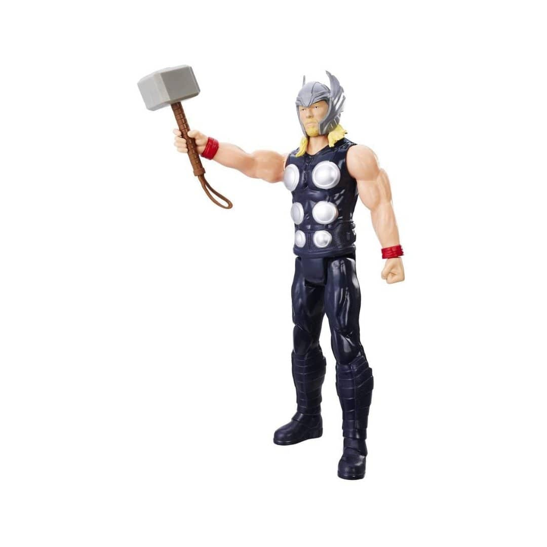 "Thor 12"" Marvel Avengers Titan Hero Series-Kidding Around NYC"