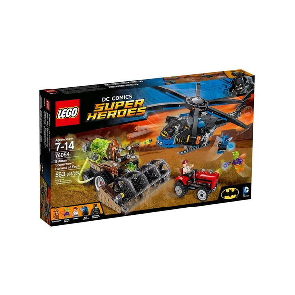 LEGO 76054: DC Comics Super Heroes: Batman: Scarecrow Harvest Of Fear (563 Piece)-Kidding Around NYC