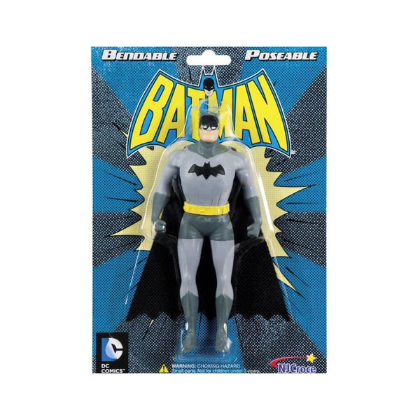 Batman Bendable Figure-Kidding Around NYC