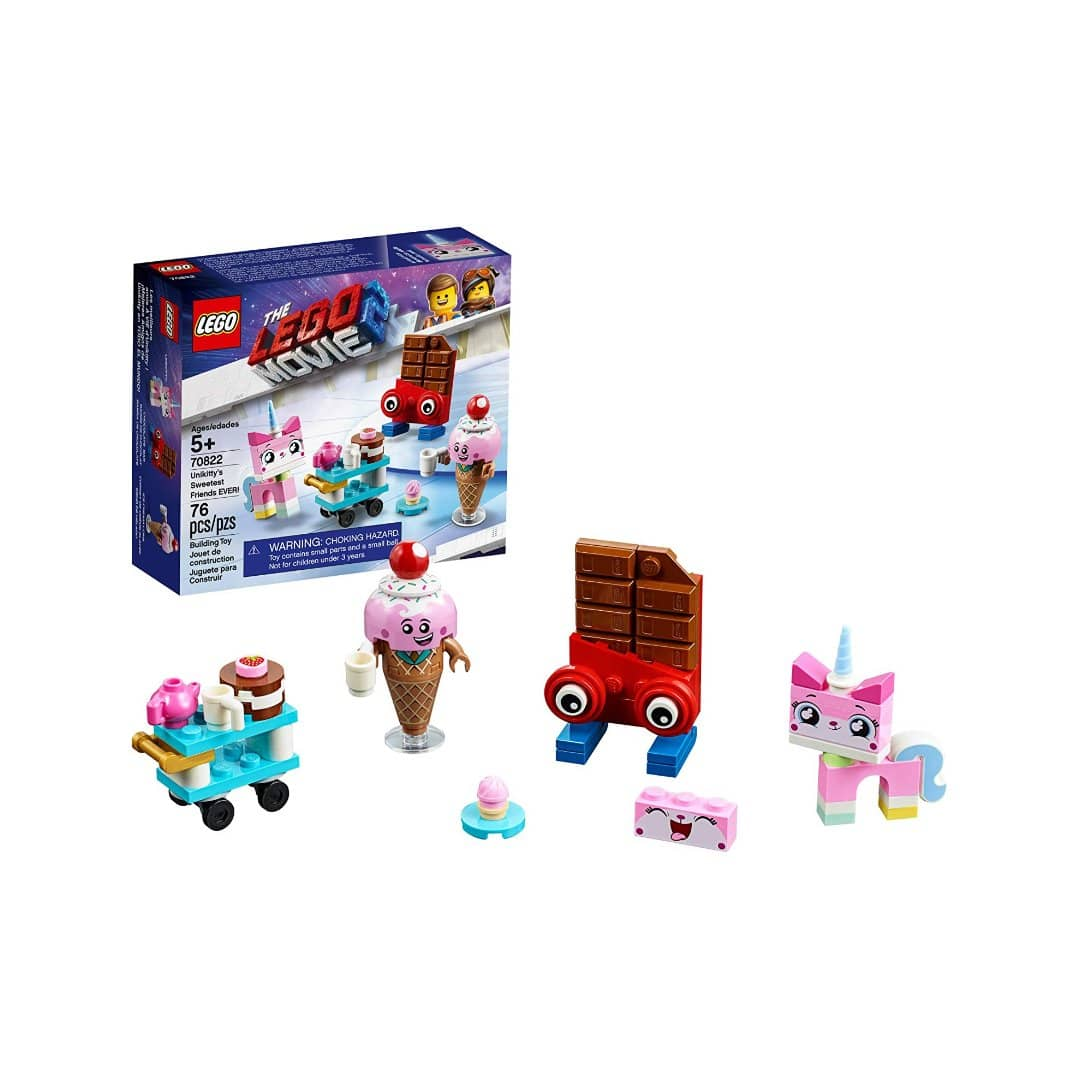 LEGO 70822: LEGO Movie 2: Unikitty's Sweetest Friends EVER! (76 Pieces)-Kidding Around NYC