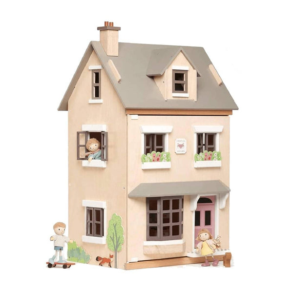 Foxtail Villa - Dollhouse & Furniture-Kidding Around NYC
