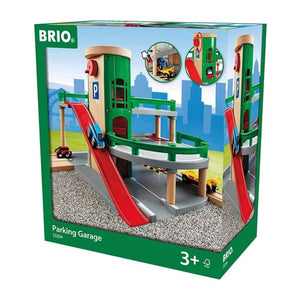 Brio World Parking Garage-Kidding Around NYC