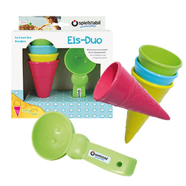 Spielstabil Ice Cream Duo Play Set-Kidding Around NYC
