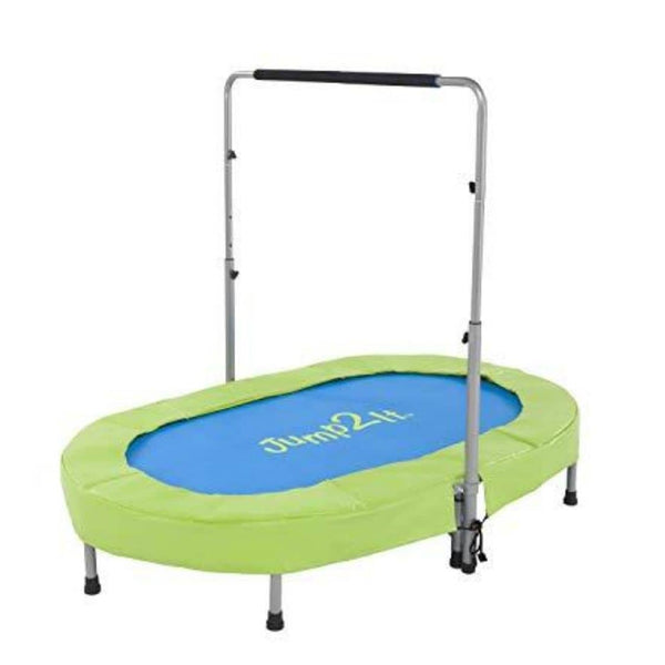 Jump2It Adjustable Trampoline