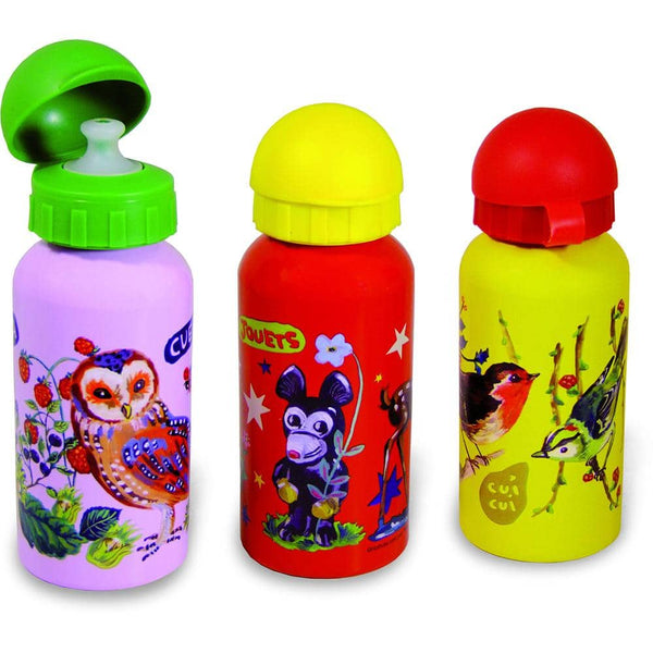 Vilac Assorted Aluminium Water Bottles
