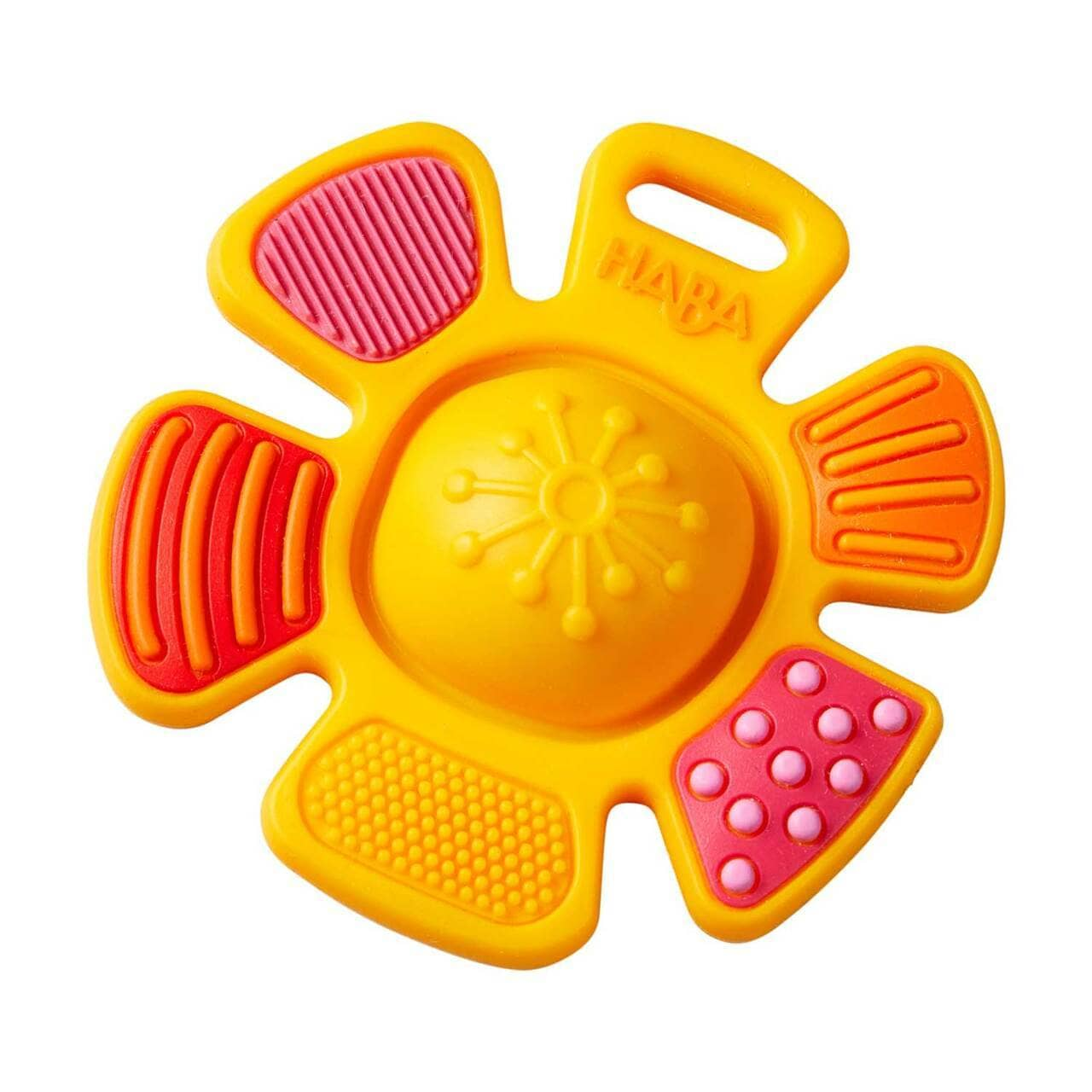 Popping Flower Clutching Toy