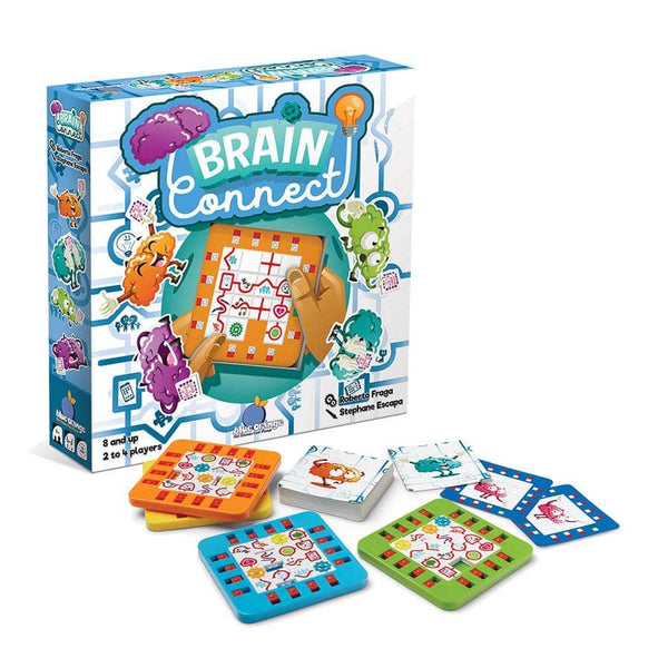 Brain Connect-Kidding Around NYC