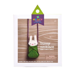 Bunny Necklace-Kidding Around NYC