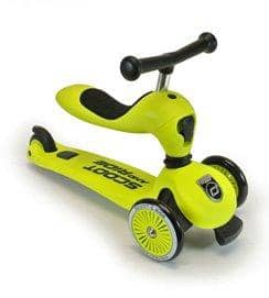 Green Highway Kick Scoot And Ride Ages 1-5