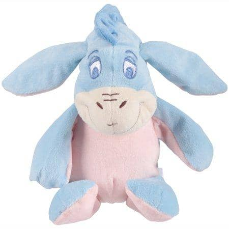"9"" Eeyore Plush-Kidding Around NYC"