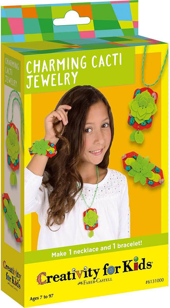 Charming Cacti Jewelry-Kidding Around NYC