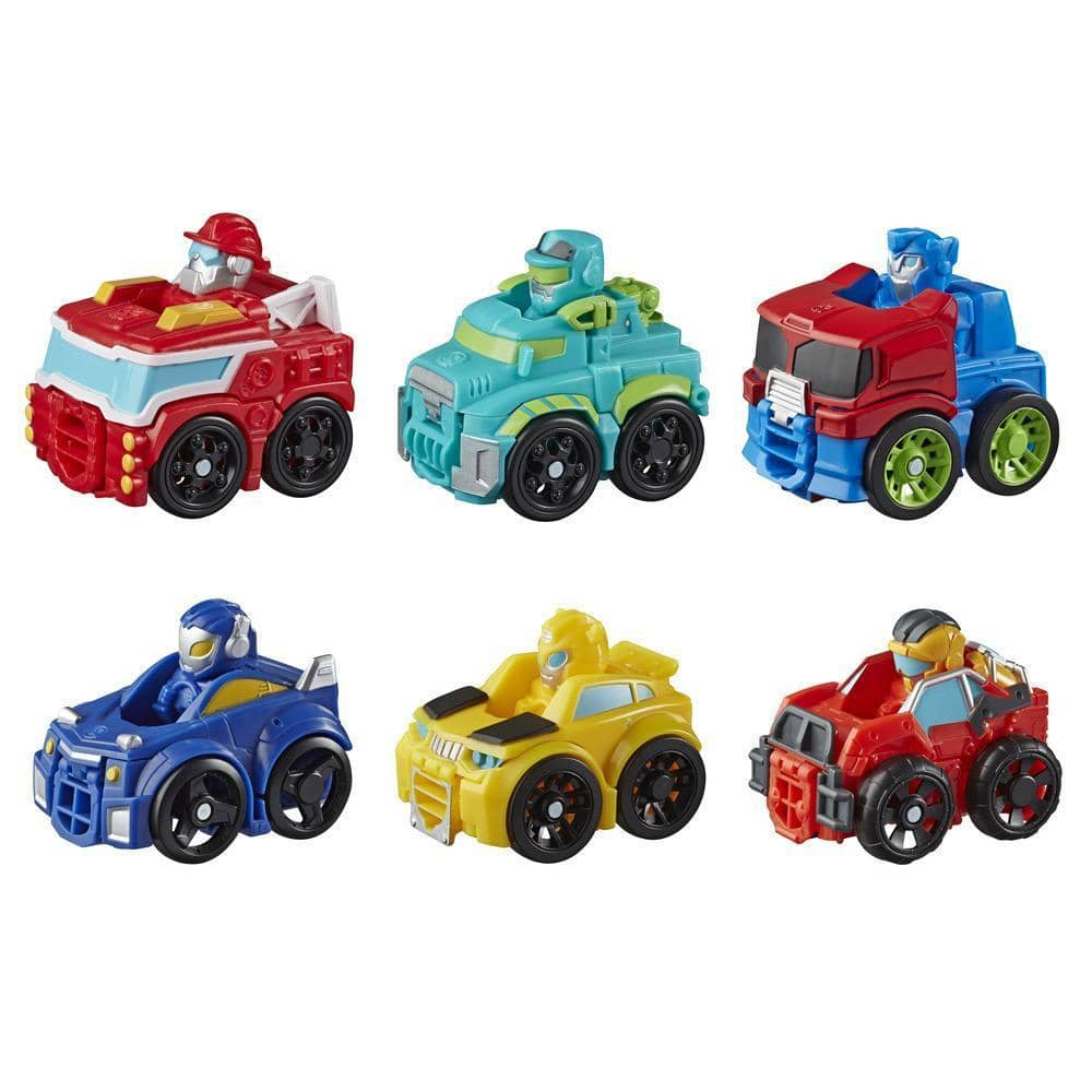 Robit Mini Racers Transformers-Kidding Around NYC