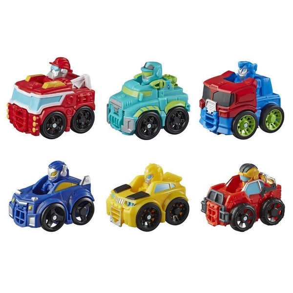 ROBIT MINI RACERS TRANSFORMERS