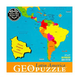 Geopuzzle Latin America-Kidding Around NYC