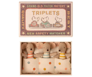 Triplets in Matchbox (16-1710-01)