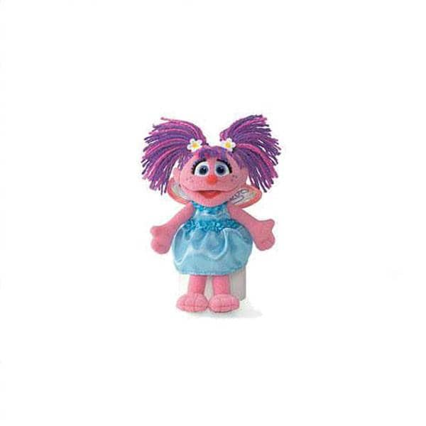 Sesame St. Beanbags Abby 6 Inches