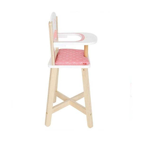 Wooden Doll Highchair-Kidding Around NYC