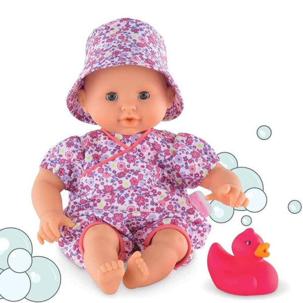 Bath Floral Bloom - Corolle Mon Premier Baby Doll - 12""