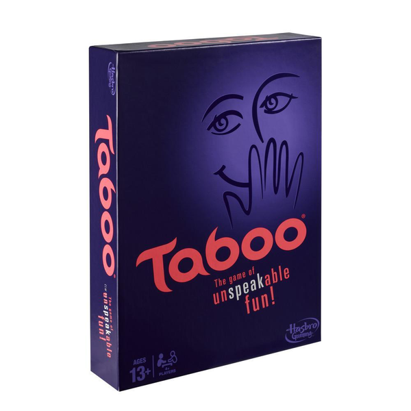 Taboo Game-Kidding Around NYC