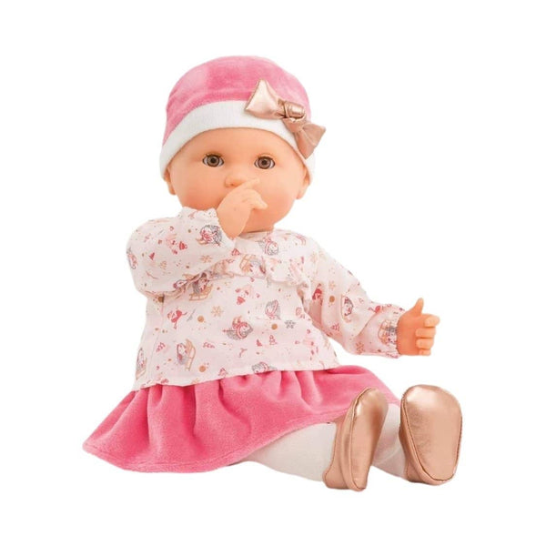 Lily Enchanted Winter Corolle Mon Grand Poupon Baby Doll (14 Inch)-Kidding Around NYC