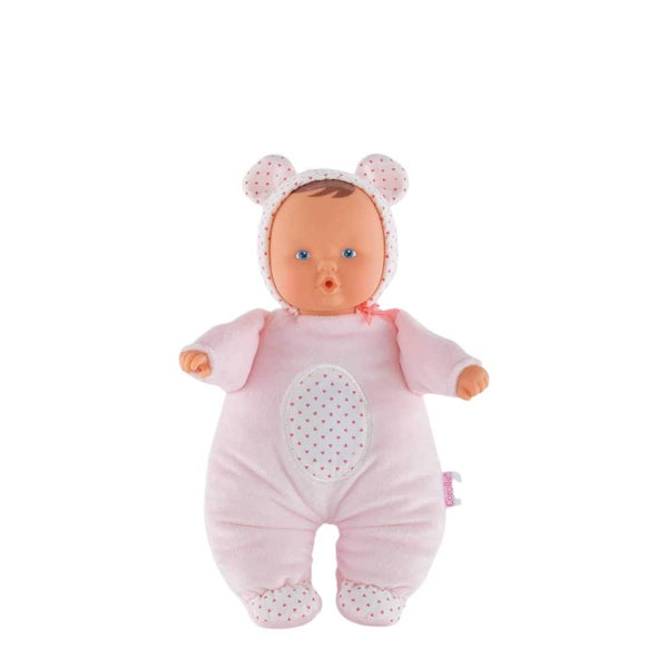 Babibear 2-In-1 Musical Baby Doll & Nightlight - Corolle Mon Doudou-Kidding Around NYC