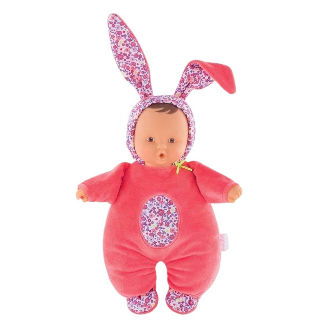 Babibunny 2-In-1 Musical Baby Doll & Nightlight - Corolle Mon Doudou - Floral Bloom-Kidding Around NYC