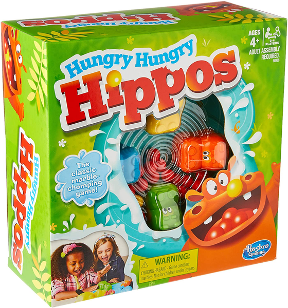 Hungry Hungry Hippos-Kidding Around NYC
