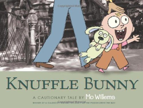 Knuffle Bunny-Kidding Around NYC