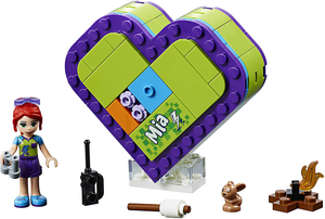 LEGO 41358: Friends: Mia's Heart Box (83 Pieces)-Kidding Around NYC
