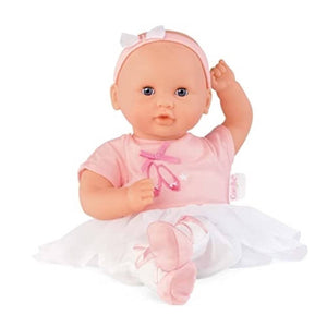 "Ballerina - Corolle Mon Premier Poupon Bebe Calin - 12"" Baby Doll-Kidding Around NYC"