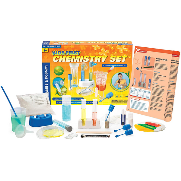 Kids First Chemistry Set-Kidding Around NYC