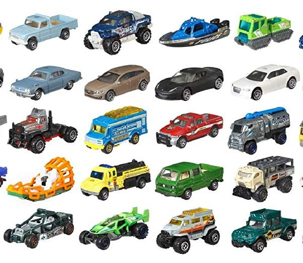 Matchbox Cars Assorted-Kidding Around NYC