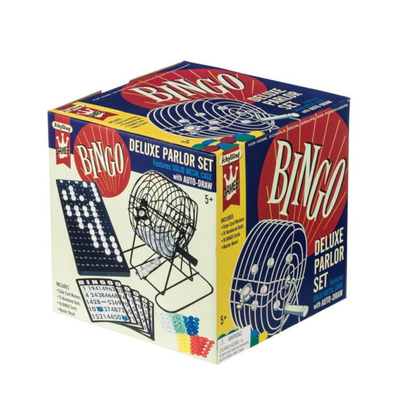 Bingo Deluxe Parlor Game-Kidding Around NYC