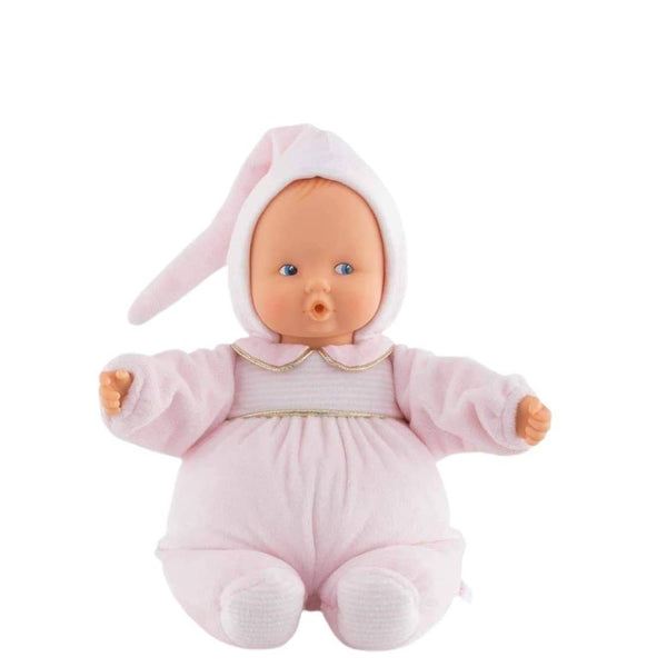 "Sweet Dreams - Corolle Babipouce - 9.5"" Soft Body Baby Doll-Kidding Around NYC"
