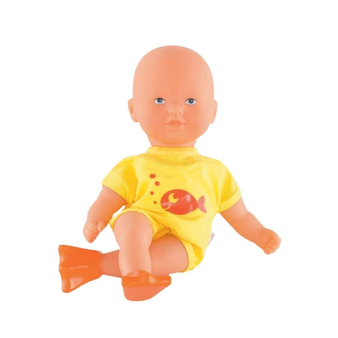 Mini Bath Yellow - Corolle Mon Premier Poupon Toy Baby Doll-Kidding Around NYC