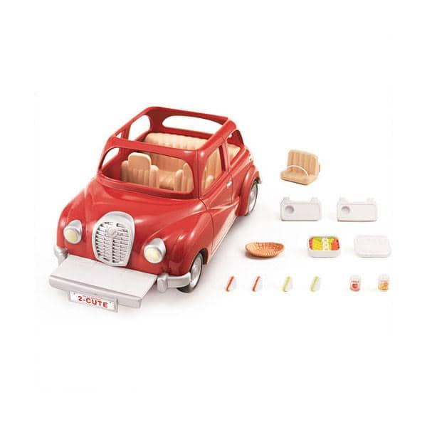 Calico Critters Cherry Cruiser
