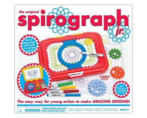 Spirograph Jr.-Kidding Around NYC