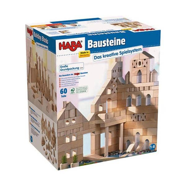 Basic Building Blocks Large Starter Set-Kidding Around NYC