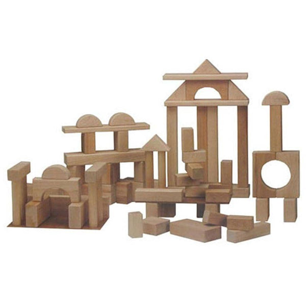 Deluxe 68 Piece Block Set