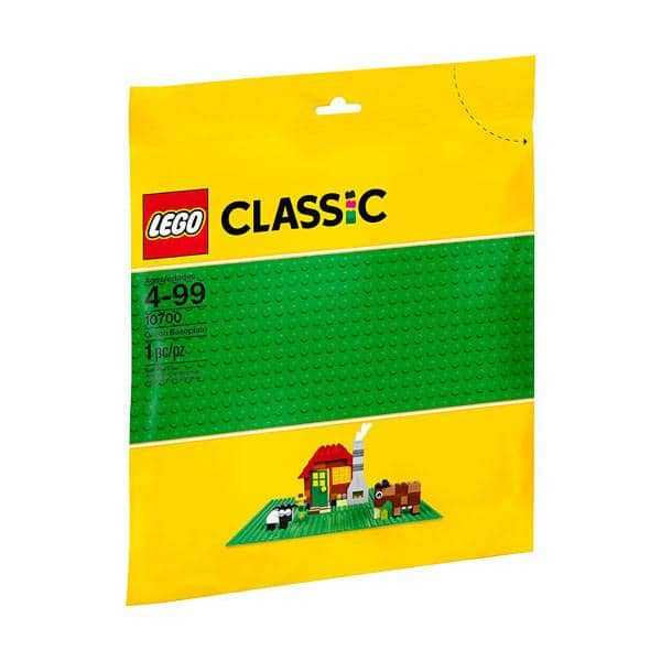 LEGO 10700: Classic: Green Baseplate-Kidding Around NYC